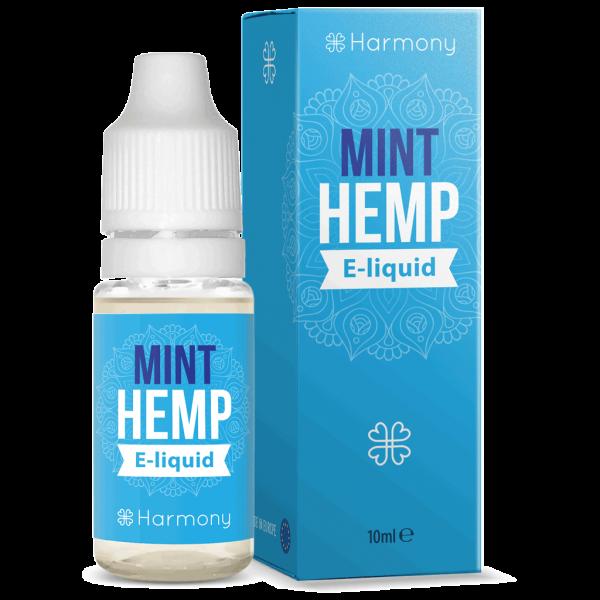 Product image of Harmony E-liquid 300mg CBD - Mint (10ml)