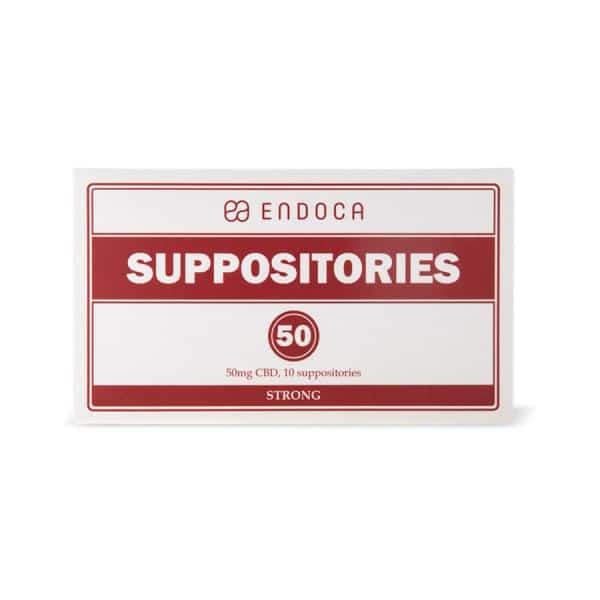 Suppositoires CBD-50mg-cannabidiol