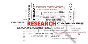 Recherche CBD